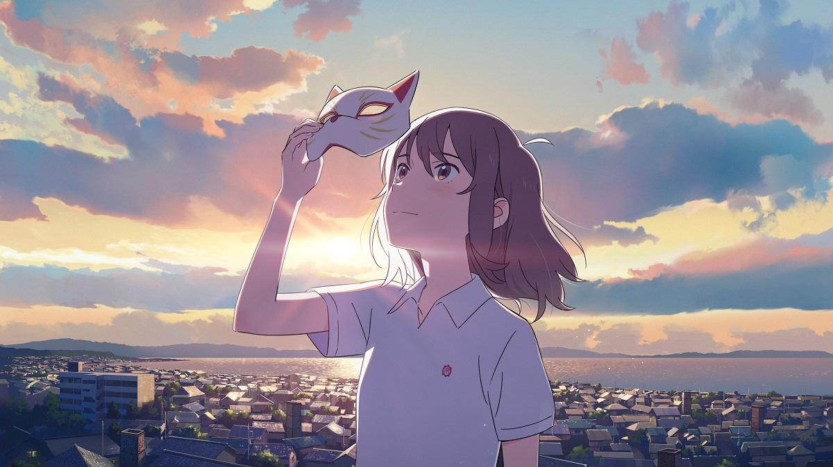 Netflixアニメ映画『泣きたい私は猫をかぶる』初解禁の本編シーンを含む特別映像、新場面写真も公開!
