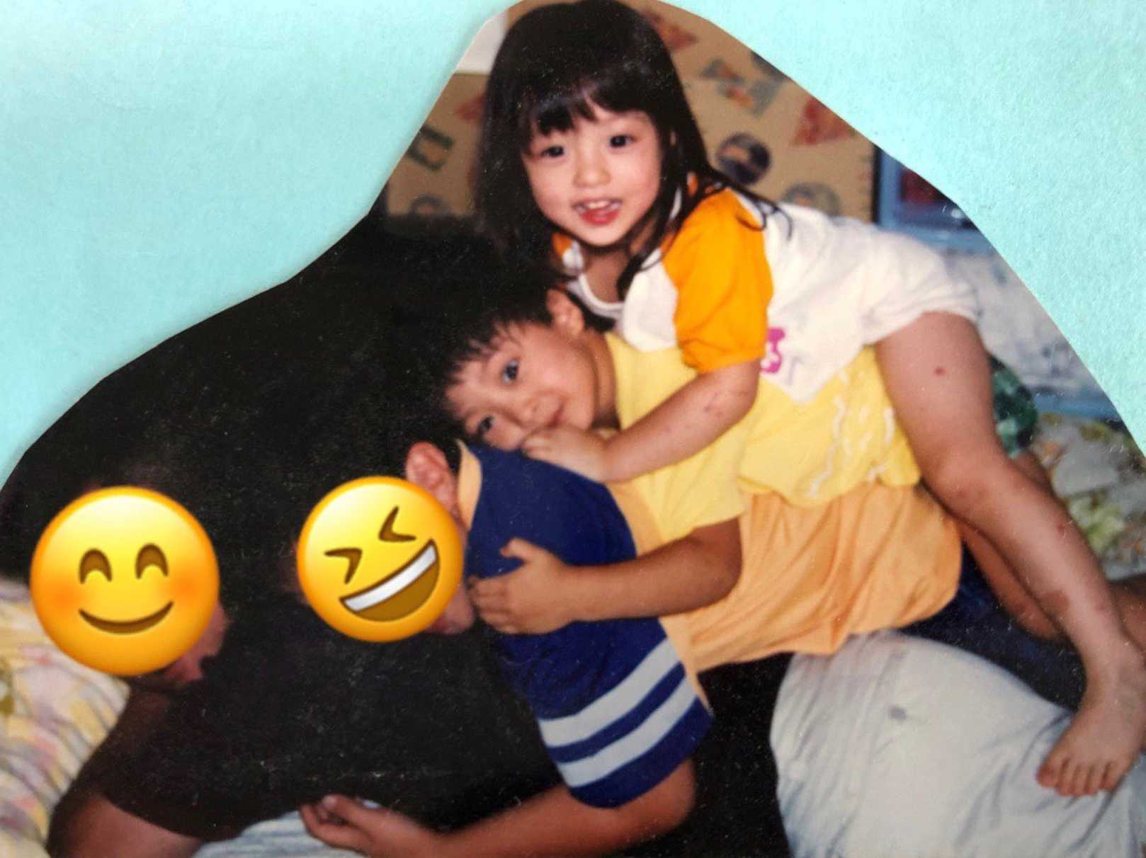 橋本環奈 父の日に感謝のメッセージと共に家族写真を公開!「活発な女の子だったんです」と懐かしむ
