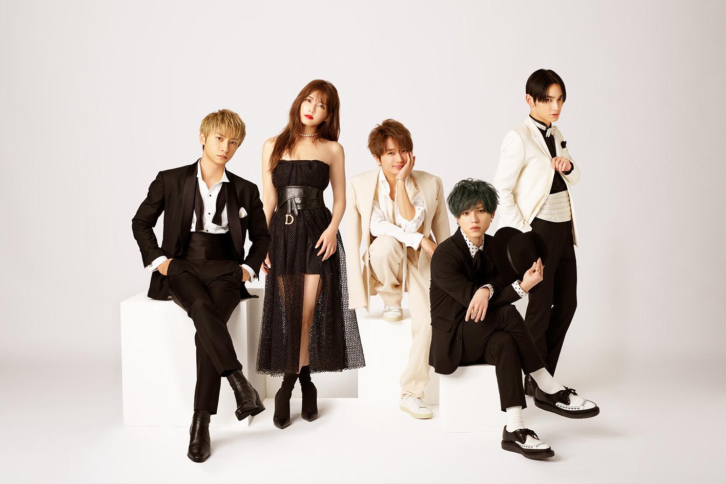 AAA、LINE MUSIC史上 最も再生されたアーティスト1位に輝く!!
