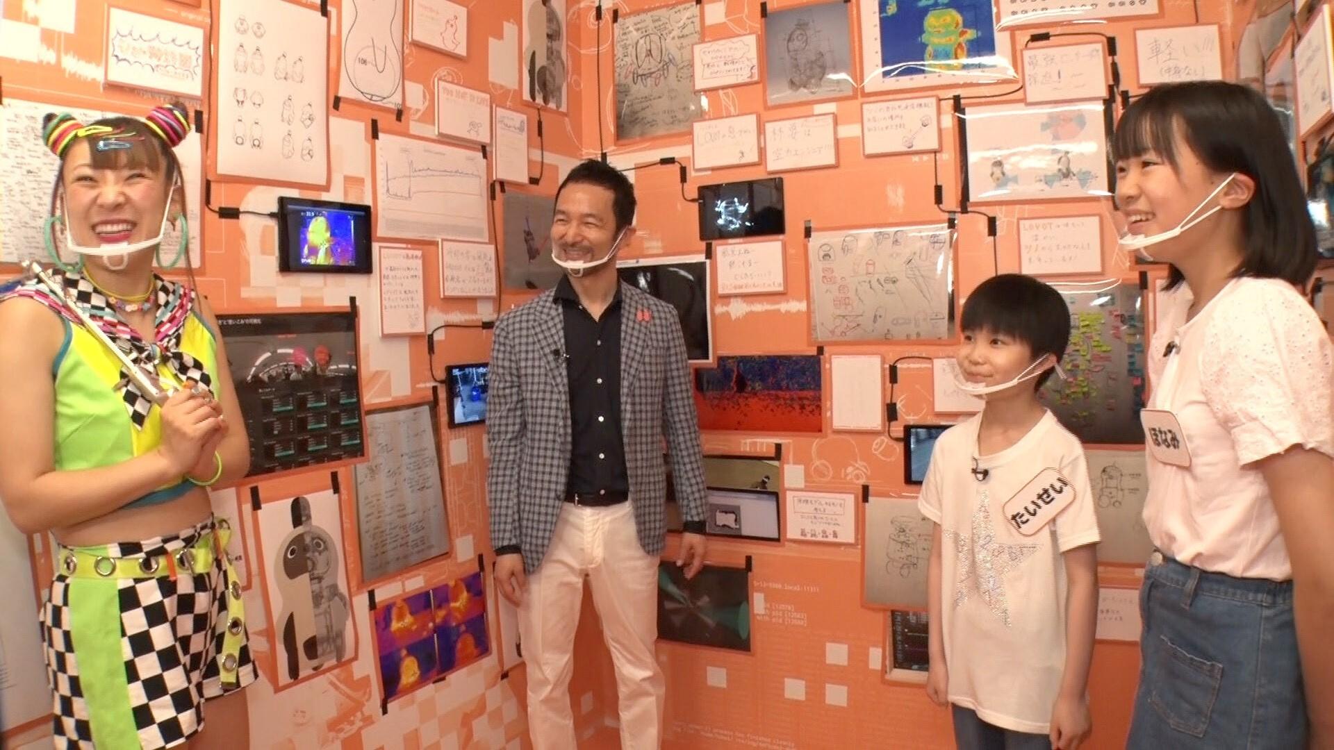フワちゃん&劇団ひとりが生徒代表に!無料オンライン講座「進研ゼミこども大学」とTVCMに出演